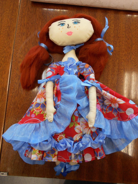 Изготовление кукол своими руками